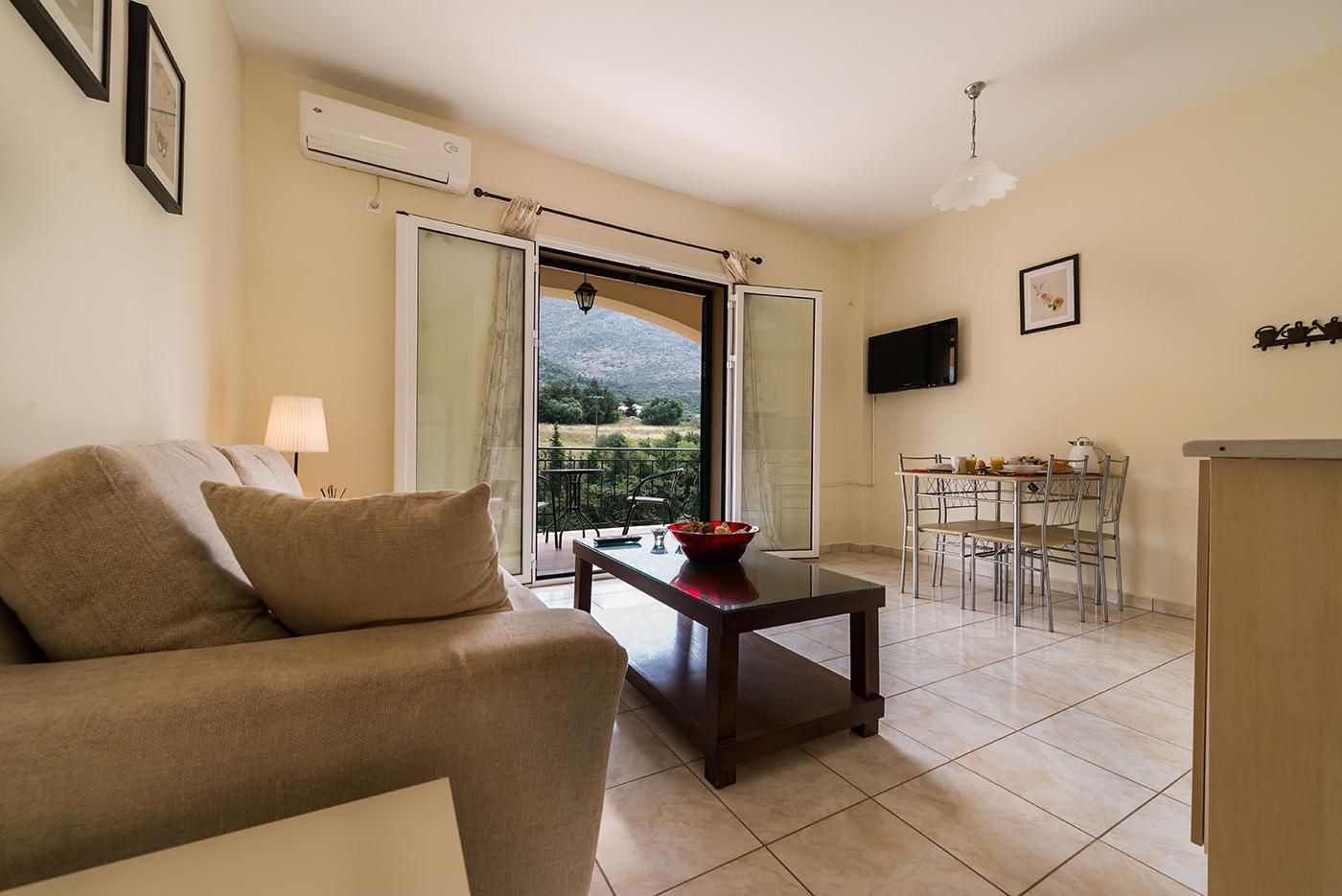 THALIA APARTMENT (Myrtos Cottages)